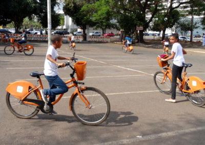 22 de setembro: mais bicicletas, menos carros, por um mundo melhor.